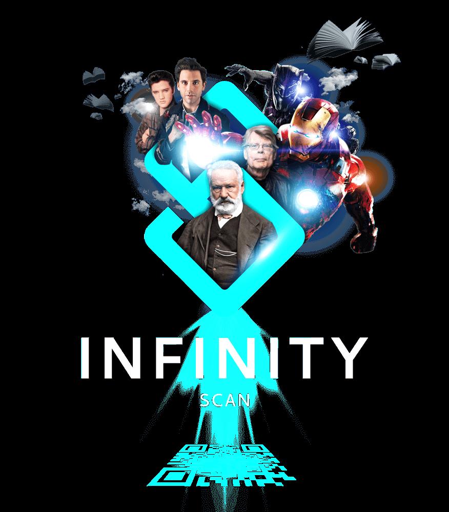 Logo Infinity Scan